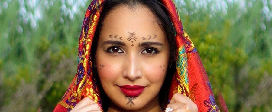 момиче от мароко
